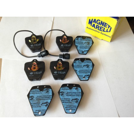 Klocki Hamulcowe MAGNETI MARELLI AUDI A4 B5 NOWE