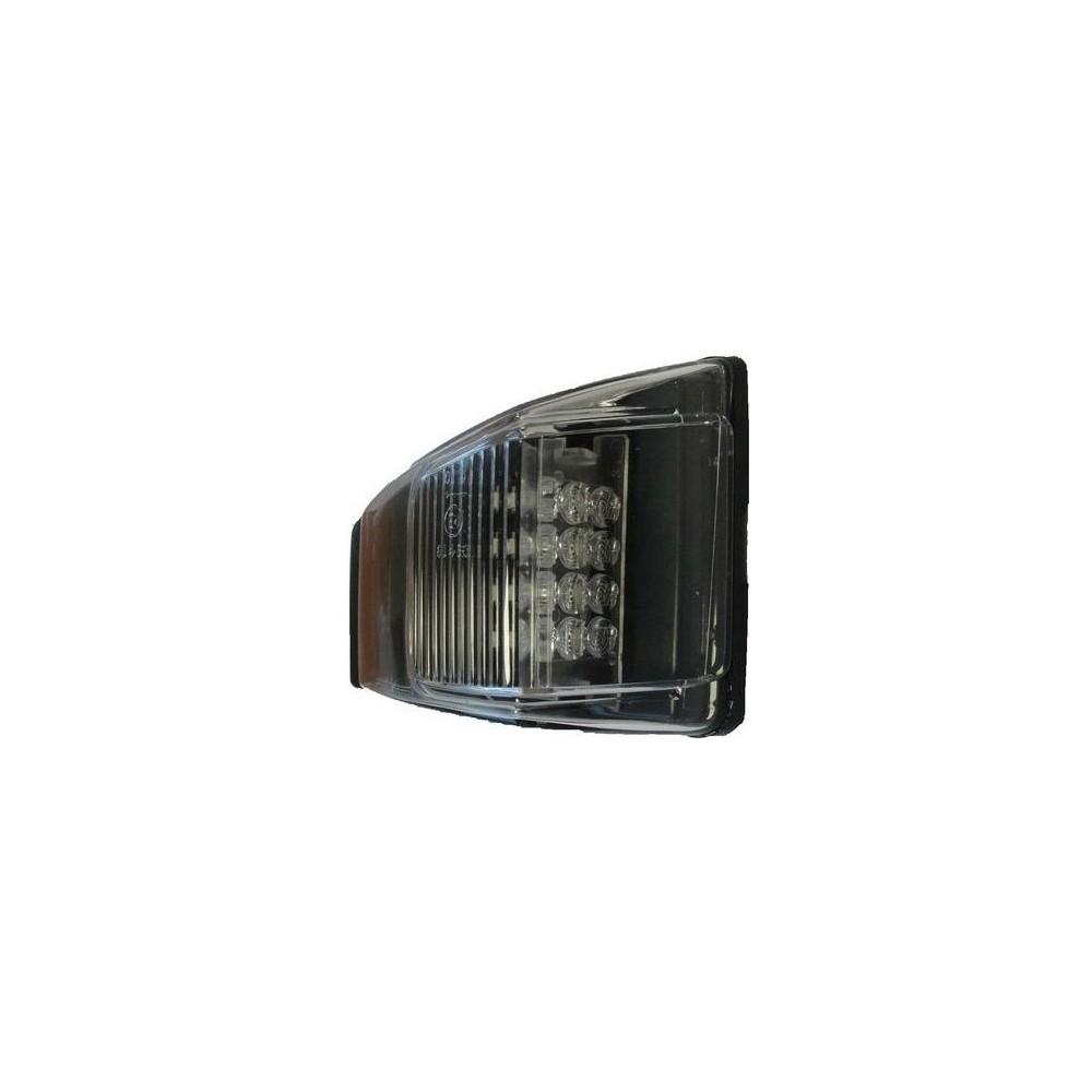 Lampa kierunkowskaz boczna VOLVO FH lewa 82114506