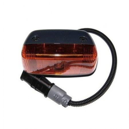 Lampa kierunkowskazu boczna na zderzak 81253206102