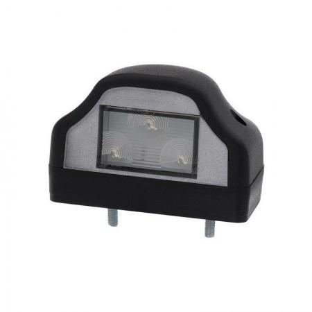 Lampa podświetlenia rejestracji 3x LED 12/24V