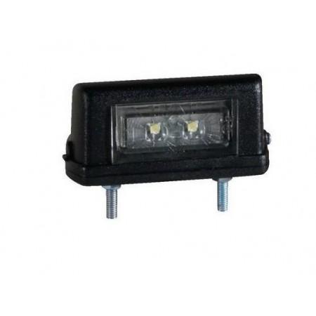 Lampa podświetlenia tablicy rejestracyjnej 2 x LED