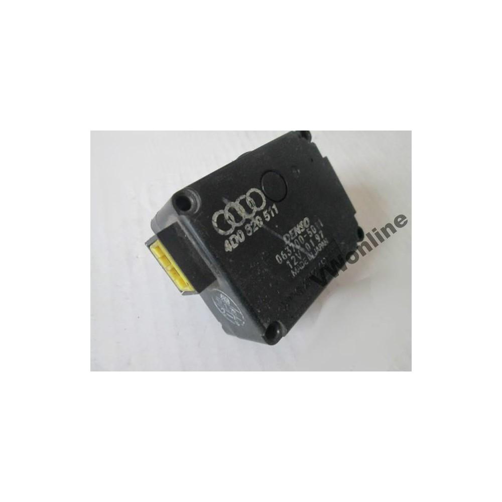 SILNICZEK KLAP NAGRZEWNICY PHAETON A8 D2 4D0820511