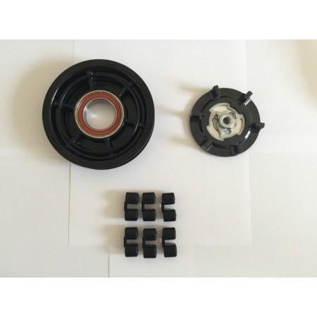 Sprzęgło Klimatyzacji DENSO 5SE12C 4PK / 125 mm