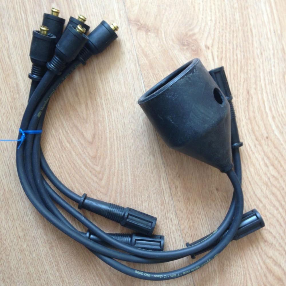 Zestaw kabli zapłonowych FIAT UNO 941095010581