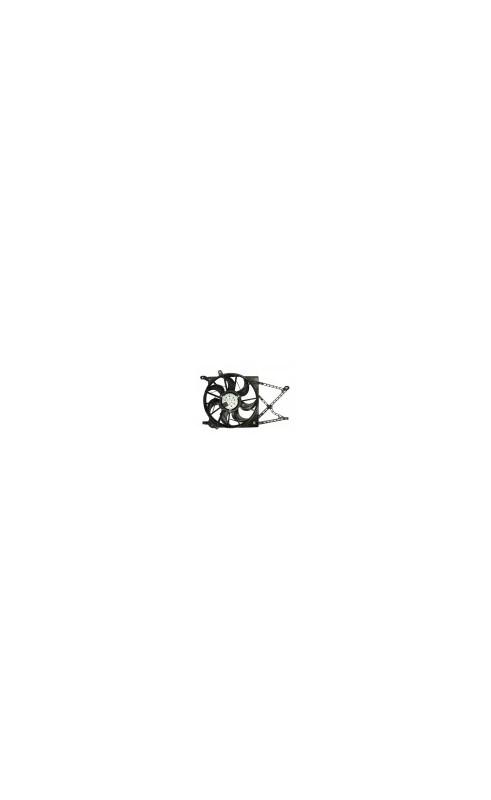 Wentylator chłodnicy OPEL ZAFIRA A ASTRA G 1314538