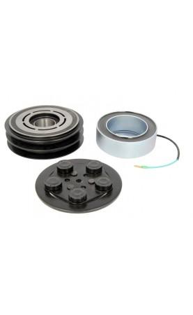 Sprzęgło kompresora klimatyzacji 2A / 158 mm